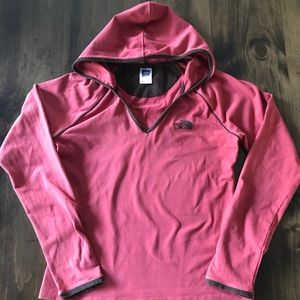 The North Face Hooded Shirt